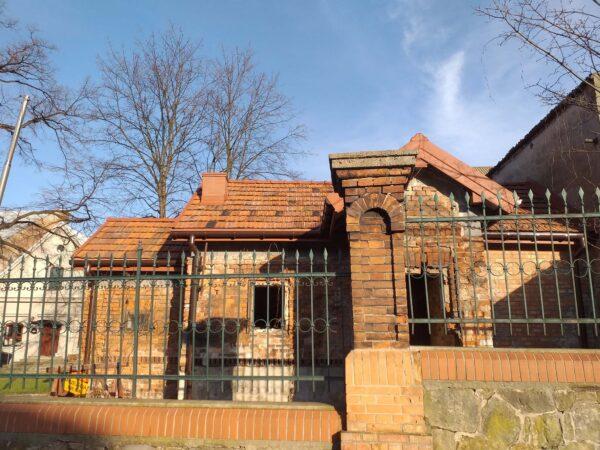 SMBO - Nowe zadaszenie budynku przy Browarze Okocim